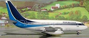 AERO CLASSICS - BOEING 737-200 QUEBECAIR - 1/400