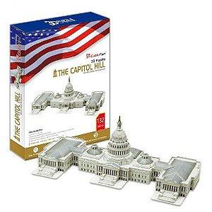 CubicFun - The U.S. Capitol - Puzzle 3D