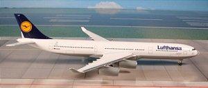 HERPA - AIRBUS A340-300 LUFTHANSA - 1/500