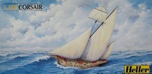 Heller - Corsair - 1/150
