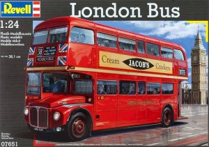 Revell - London Bus - 1/24