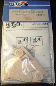HI-TECH - SPITFIRE MK. 22/24 - 1/48