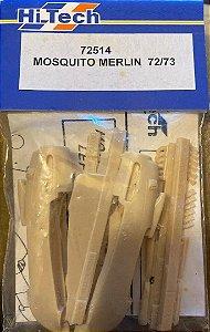 HI-TECH - MOSQUITO MERLIN 72/73 - 1/72