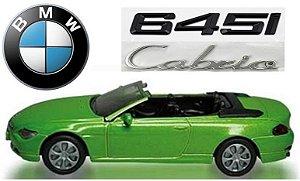 Siku - BMW 645i Cabrio - 1/55