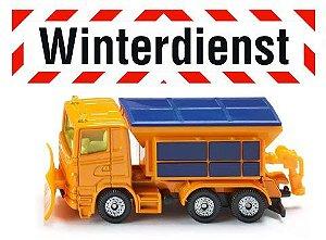 Siku - Winterdienst (Caminhão para remoção de neve) - 1/55