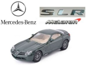 Siku - Mercedes-Benz SLR McLaren - 1/55
