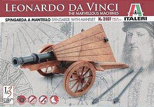 Italeri - Spingarda a Mantello di Da Vinci