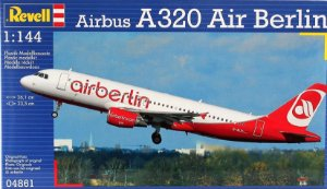 Revell - Airbus A320 Air Berlin - 1/144