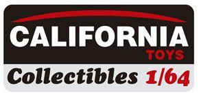 California Toys - Coleção Collectibles 64 - 1/64