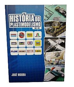 HISTÓRIA DO PLASTIMODELISMO 1936-2019 - JOSÉ MOURA