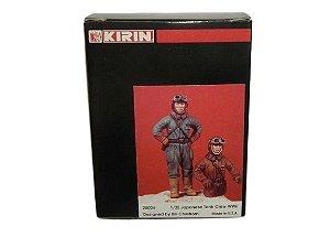 KIRIN - JAPANESE TANK CREW WWII - 1/35