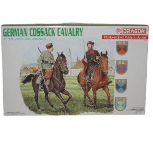 DRAGON - GERMAN COSSACK CAVALRY (´39 ~ ´45) - 1/35