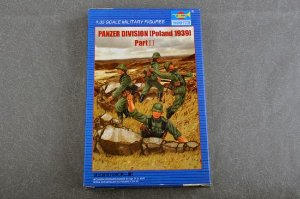 TRUMPETER - PANZER DIVISION (POLAND 1939) - 1/35