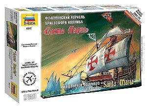 ZVEZDA - SANTA MARIA - 1/350