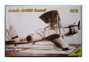 MPM - ARADO AR95B - 1/72