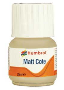 HUMBROL - ENAMEL MATT COTE (VERNIZ FOSCO) - 28ML