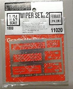 FUJIMI - LIMPADORES FERRARI 330 P4 / L.M. / DINO 246GT - 1/24