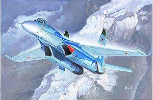 TRUMPETER - SU-27 FLANKER B - 1/72
