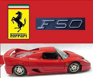 Burago - Ferrari F50 1995 (sem caixa) - 1/24