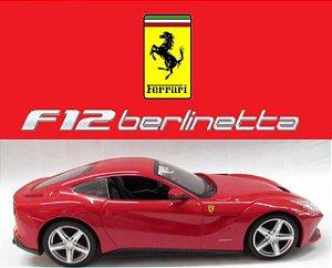 Hot Wheels - Ferrari F12 Berlinetta (sem caixa) - 1/24