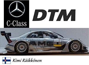 Minichamps - Mercedes-Benz C-Class DTM - 1/43