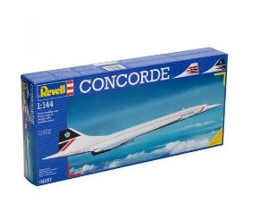 REVELL - CONCORDE BRITISH AIRWAYS - 1/144