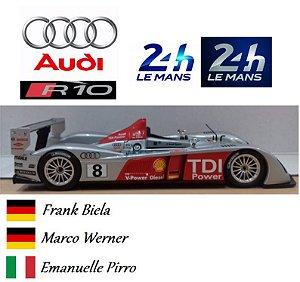Minichamps - Audi R10 24 horas de Le Mans 2006 - 1/43