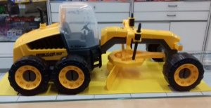 Usual Brinquedos - Construction Machine 115 Plainer