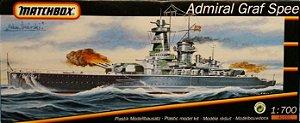 MATCHBOX - ADMIRAL GRAF SPEE - 1/700