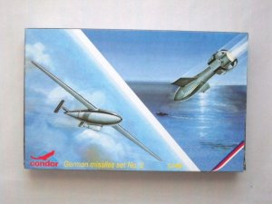 CONDOR - GERMAN MISSILES - 1/48