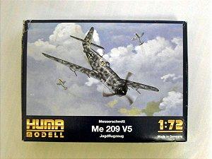 HUMA MODELL - MESSERSCHMITT ME 209 V5 - 1/72