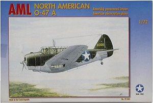 AML - NORTH AMERICAN O-47 A - 1/72