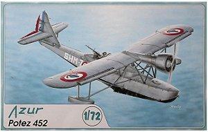 Azur - Potez 452 - 1/72