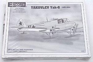 ENCORE - YAKOLEV YAK-6 - 1/72