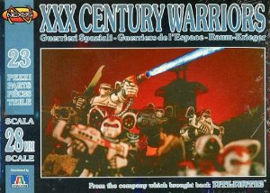 NEXUS - XXX CENTURY WARRIORS - 1/72