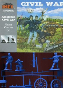 IMEX - UNION CANNON SET - 1/32