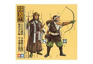 TAMIYA - Chushingura (47 ronins) - 1/35
