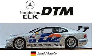 Minichamps - Mercedes-Benz CLK DTM - 1/43