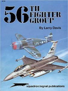 56th Fighter Group - Larry Davis