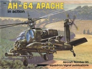 AH-64 Apache in Action - Al Adcock