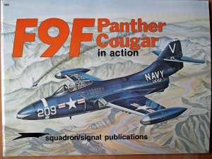 F9F Panther/Cougar in Action - Jim Sullivan
