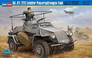 Hobby Boss - Sd. Kfz. 223 Leichter Panzerspähwagen Funk - 1/35