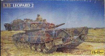 Heller - Leopard 2 - 1/35