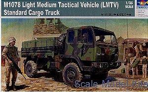 Trumpeter - M1078 Light Medium Tactical Vehicle (LMTV) Standard Cargo Truck - 1/35