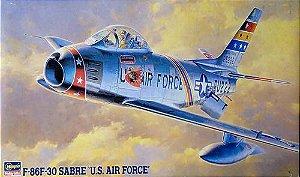 """Hasegawa - F-86F-30 Sabre """"U.S. Air Force"""" - 1/48"""