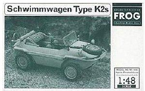 Frog - Schwimmwagen Type K2s  - 1/48
