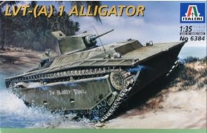 Italeri - LVT (A) 1 Alligator - 1/35