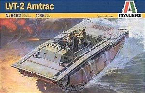 Italeri - LVT-2 Amtrac - 1/35