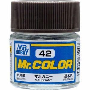 Gunze - Mr.Color 042 - Mahogany (Semi-Gloss)