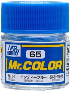 Gunze - Mr.Color 065 - Bright Blue (Gloss)